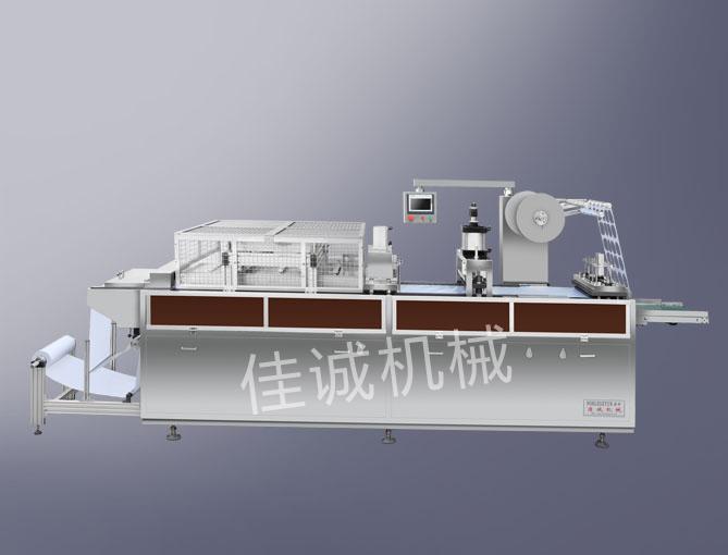 JC-480B烘箱式PP成型機