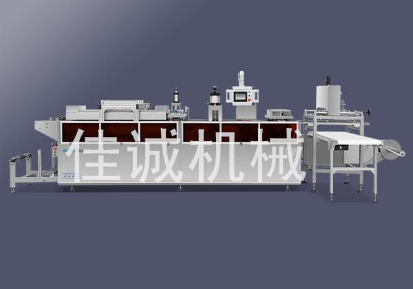 JCPP-520全自动PP吸塑机